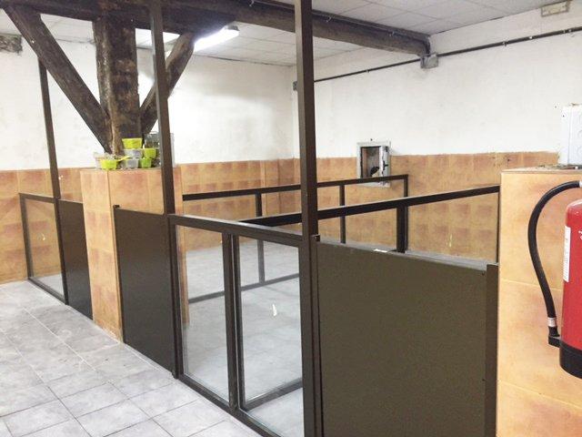 Instalaciones interiores de Amare de Domi Canes